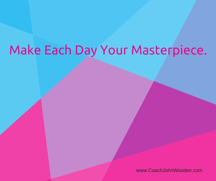Make Each Day